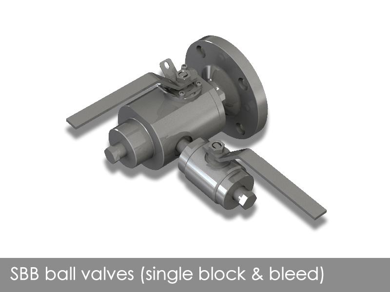 SBB Ball Valve